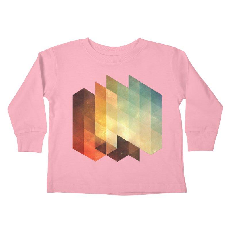 lyyt lyyf Kids Toddler Longsleeve T-Shirt by Spires Artist Shop