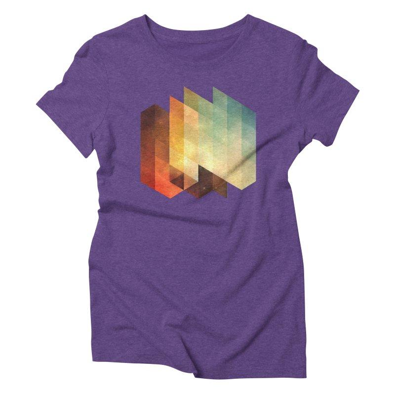 lyyt lyyf Women's Triblend T-Shirt by Spires Artist Shop