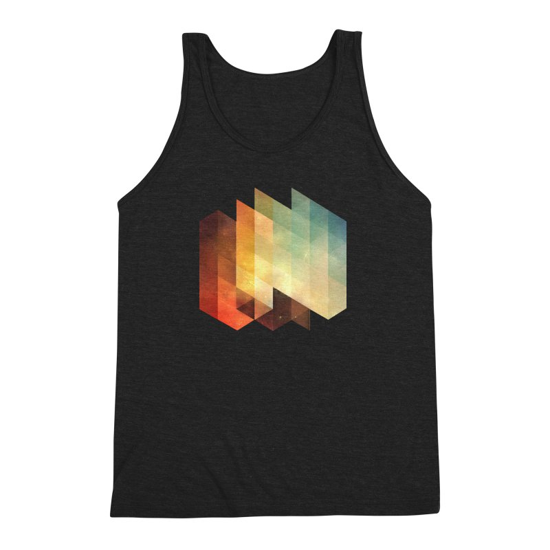 lyyt lyyf Men's Triblend Tank by Spires Artist Shop