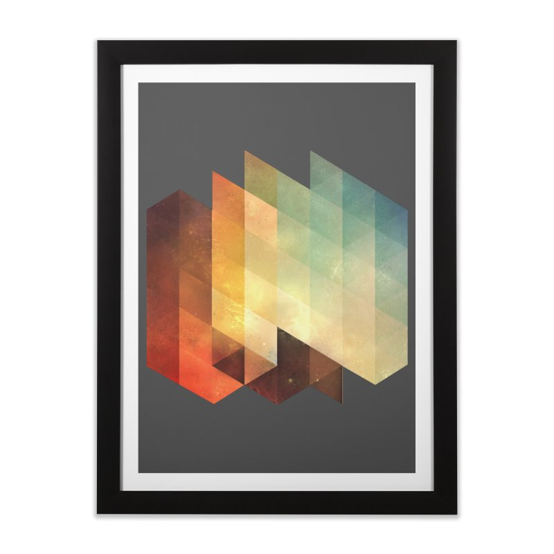 lyyt lyyf Home Framed Fine Art Print by Spires Artist Shop