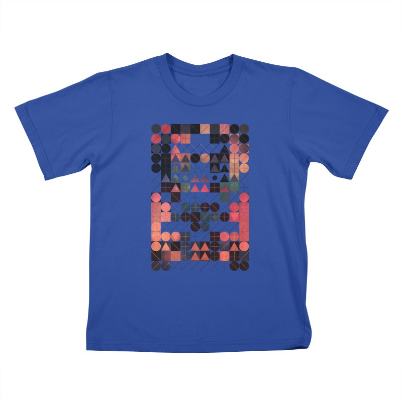 shww thyrww Kids T-Shirt by Spires Artist Shop