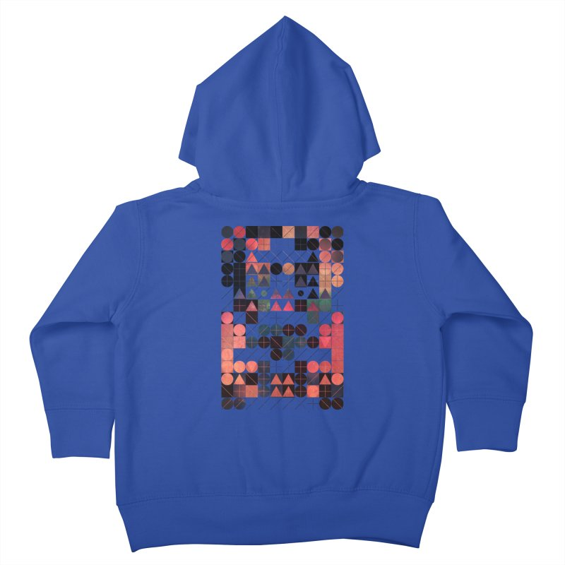 shww thyrww Kids Toddler Zip-Up Hoody by Spires Artist Shop