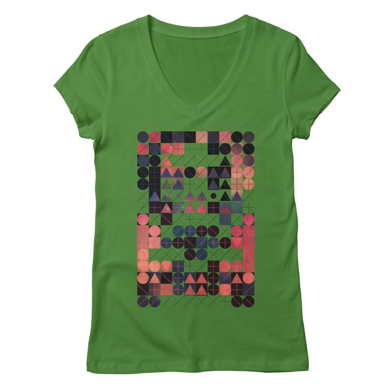 shww thyrww Women's V-Neck by Spires Artist Shop