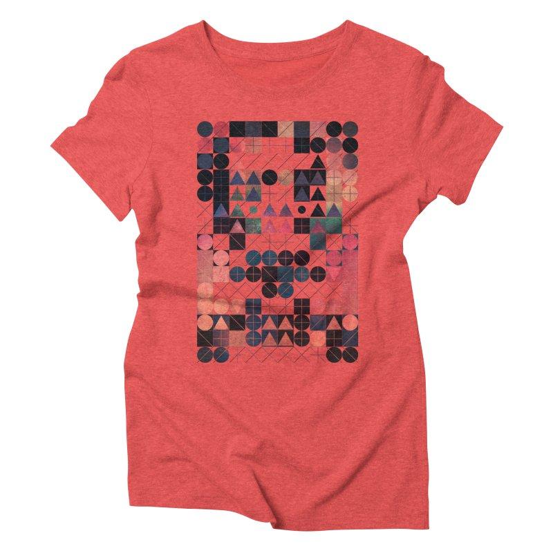 shww thyrww Women's Triblend T-shirt by Spires Artist Shop