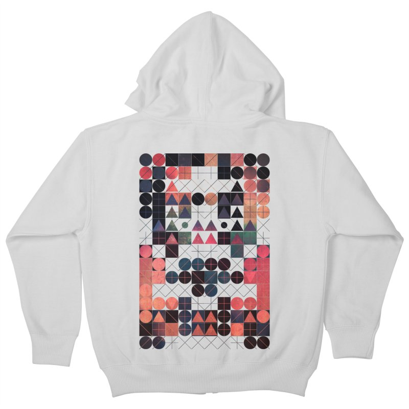 shww thyrww Kids Zip-Up Hoody by Spires Artist Shop