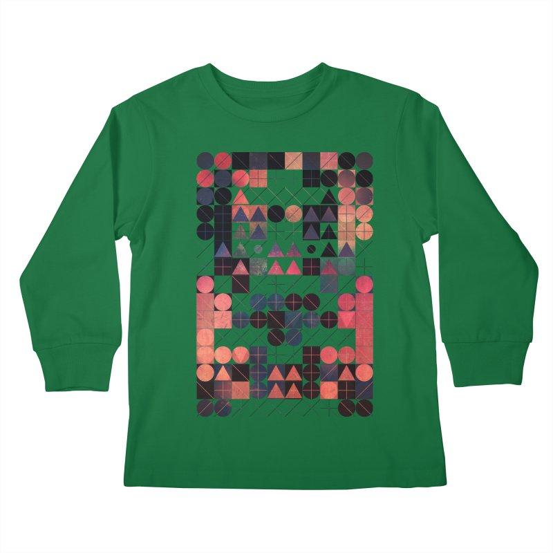 shww thyrww Kids Longsleeve T-Shirt by Spires Artist Shop