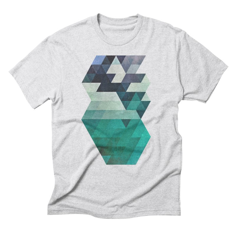 aqww hyx Men's Triblend T-shirt by Spires Artist Shop