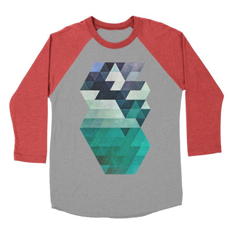 aqww hyx Women's Baseball Triblend T-Shirt by Spires Artist Shop
