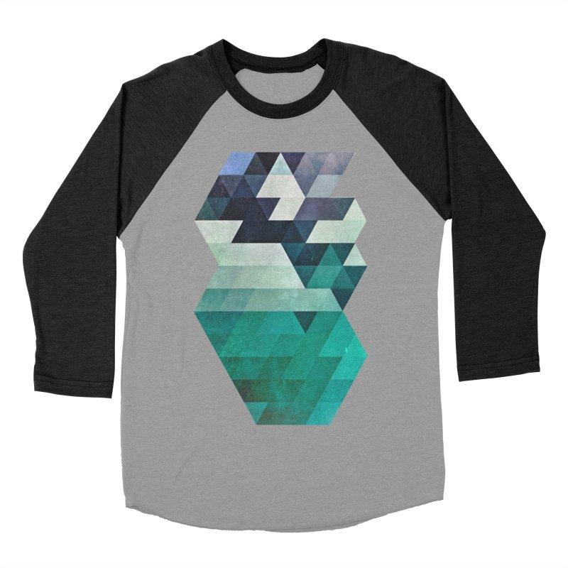 aqww hyx Men's Baseball Triblend T-Shirt by Spires Artist Shop
