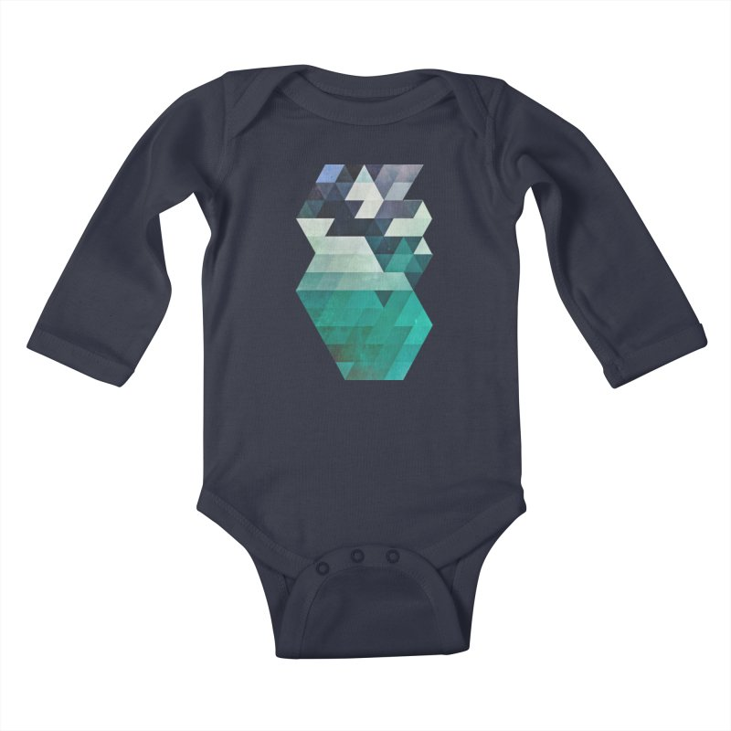 aqww hyx Kids Baby Longsleeve Bodysuit by Spires Artist Shop