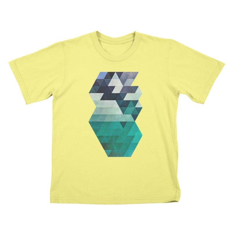 aqww hyx Kids T-shirt by Spires Artist Shop