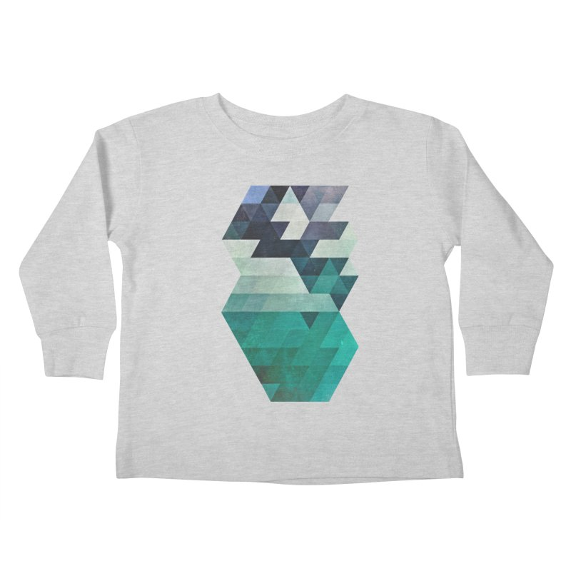 aqww hyx Kids Toddler Longsleeve T-Shirt by Spires Artist Shop