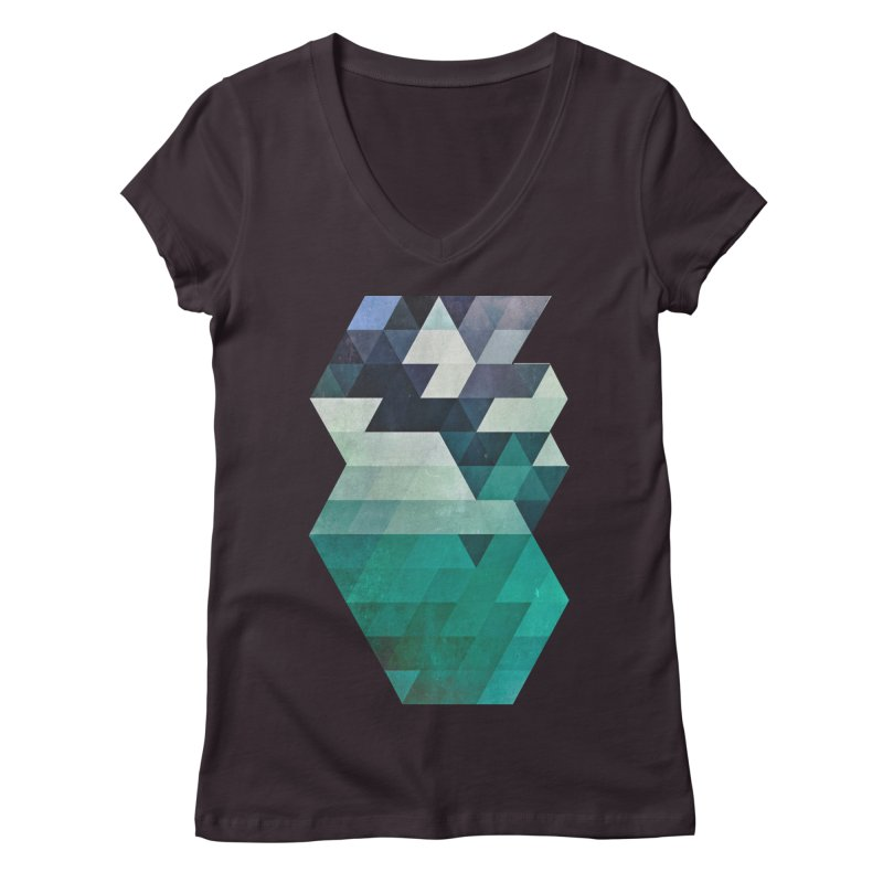 aqww hyx Women's V-Neck by Spires Artist Shop