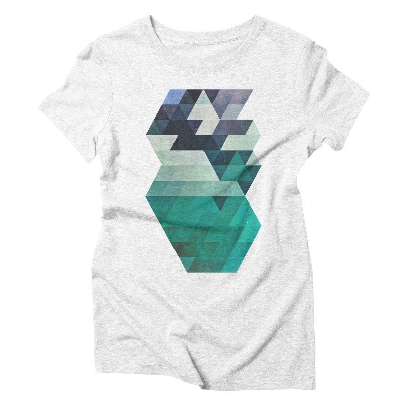 aqww hyx Women's Triblend T-shirt by Spires Artist Shop