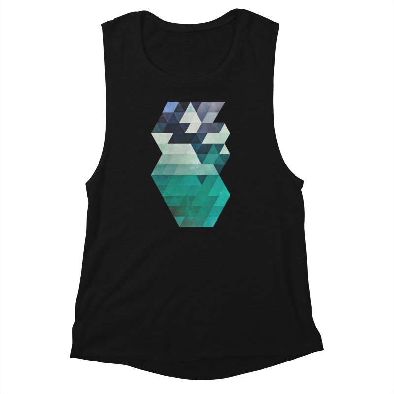 aqww hyx Women's Muscle Tank by Spires Artist Shop
