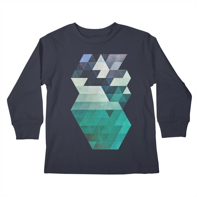 aqww hyx Kids Longsleeve T-Shirt by Spires Artist Shop