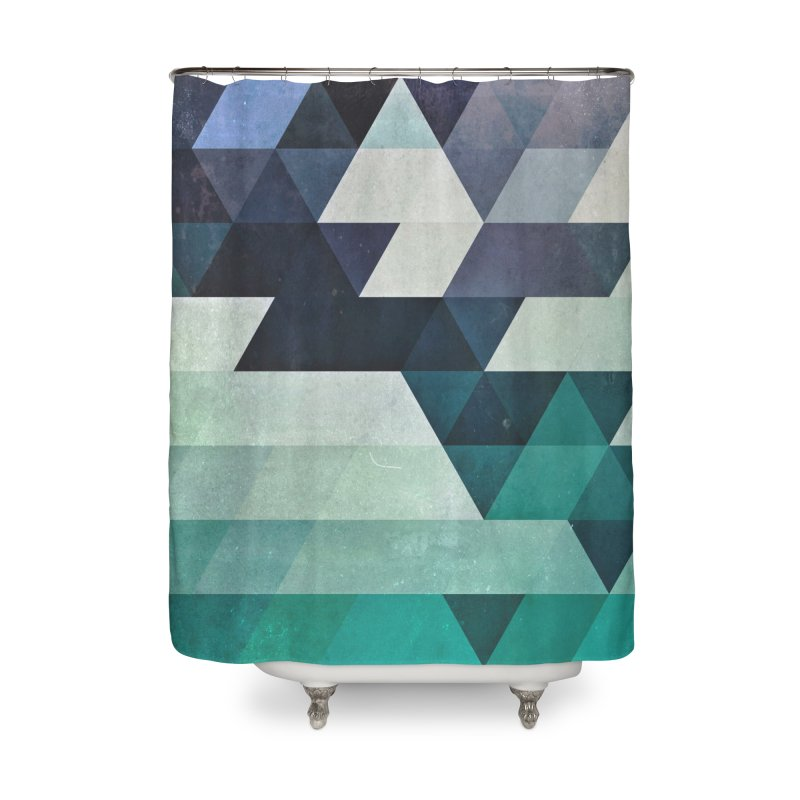 aqww hyx Home Shower Curtain by Spires Artist Shop