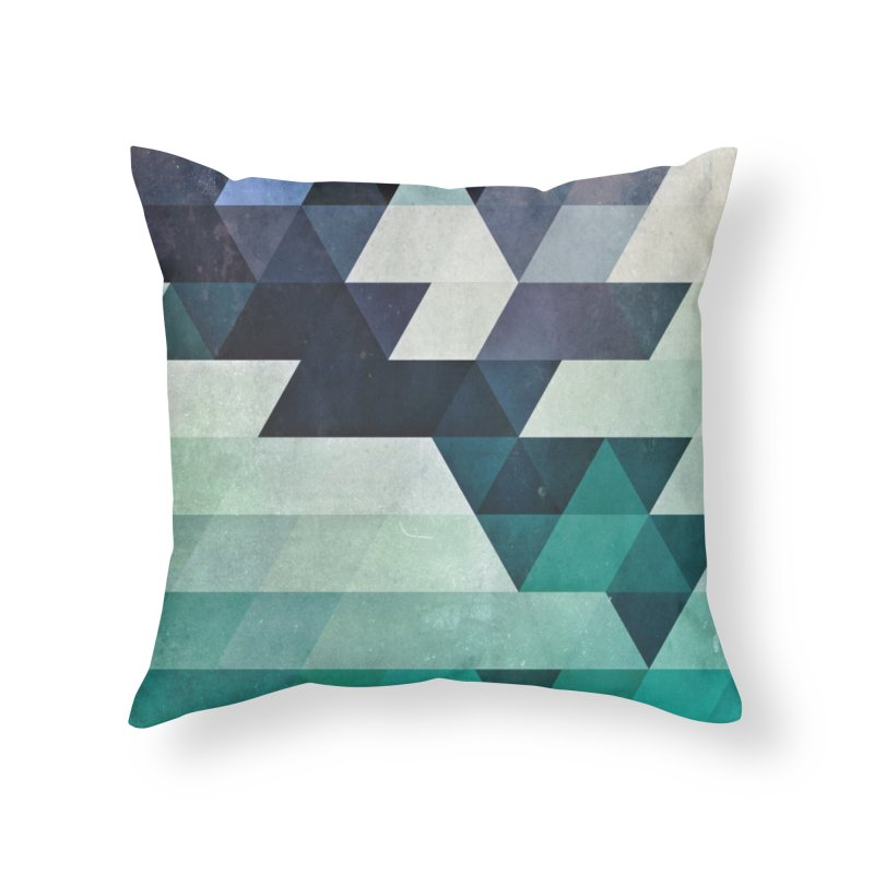 aqww hyx Home Throw Pillow by Spires Artist Shop