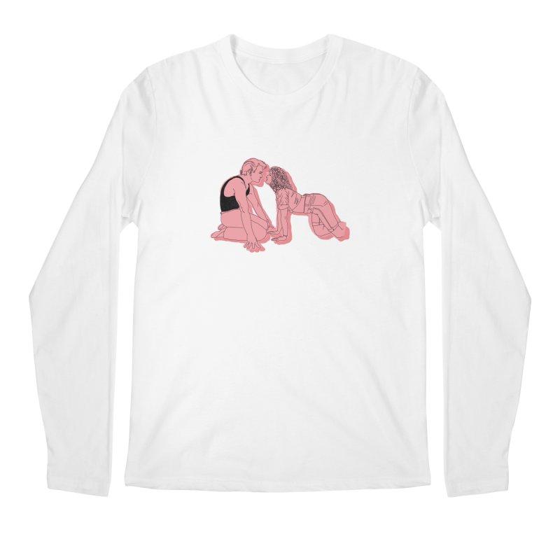 LoverBoy Men's Longsleeve T-Shirt by spirit animal