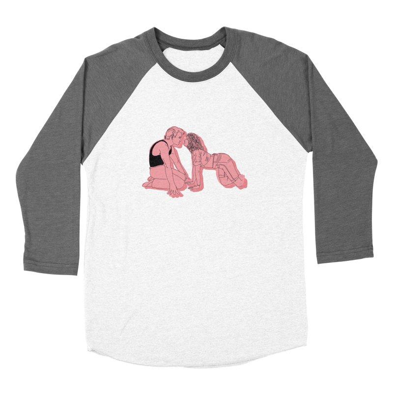 LoverBoy Men's Baseball Triblend T-Shirt by spirit animal
