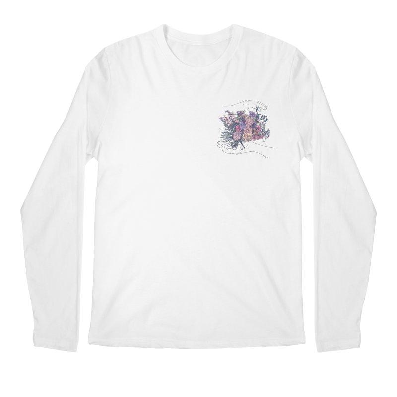 Flowa Men's Longsleeve T-Shirt by spirit animal