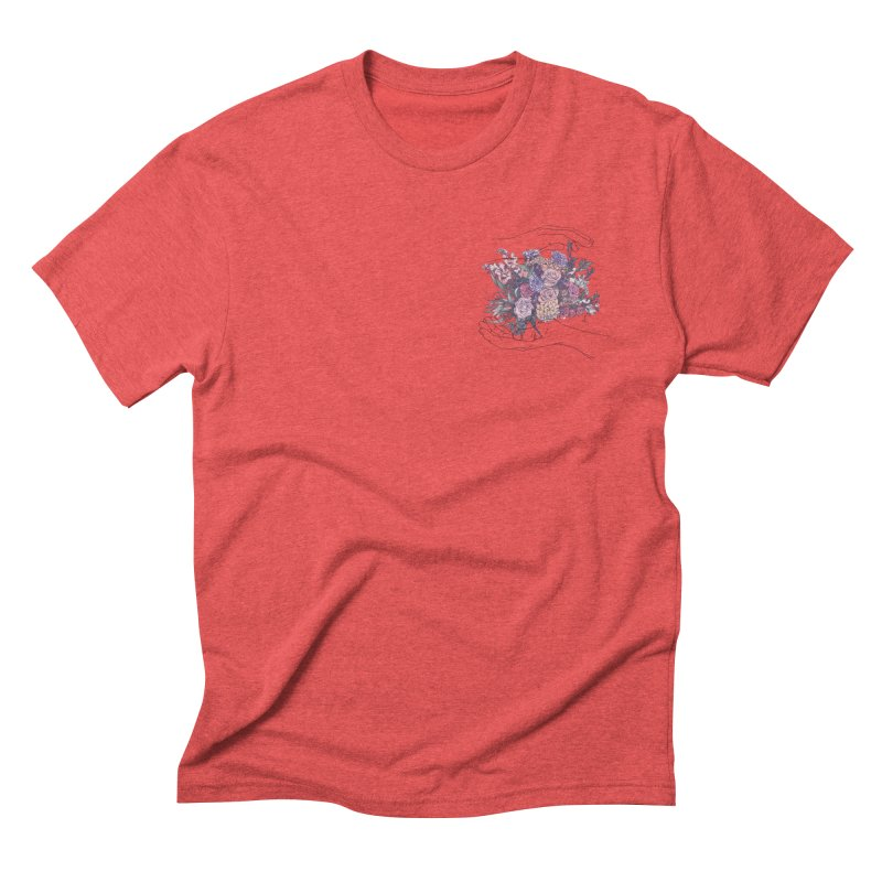 Flowa Men's Triblend T-Shirt by spirit animal