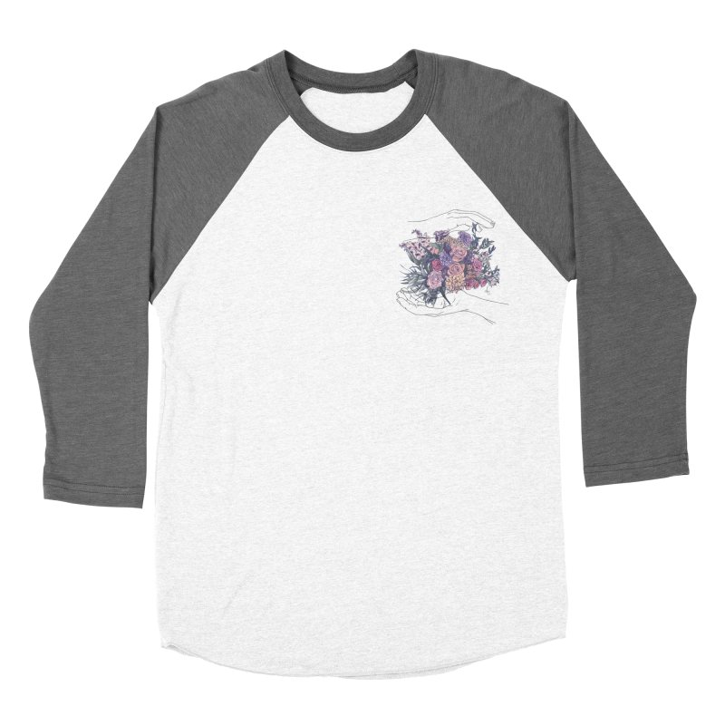 Flowa Women's Baseball Triblend T-Shirt by spirit animal