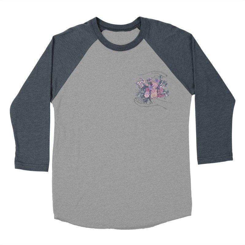 Flowa Men's Baseball Triblend T-Shirt by spirit animal