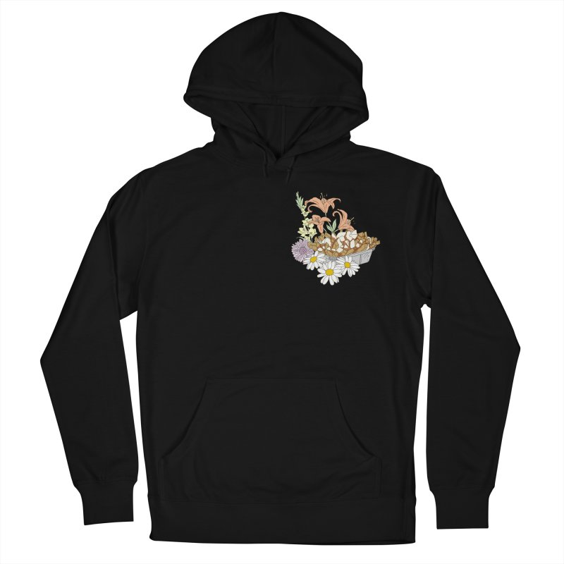 poutine Women's Pullover Hoody by spirit animal