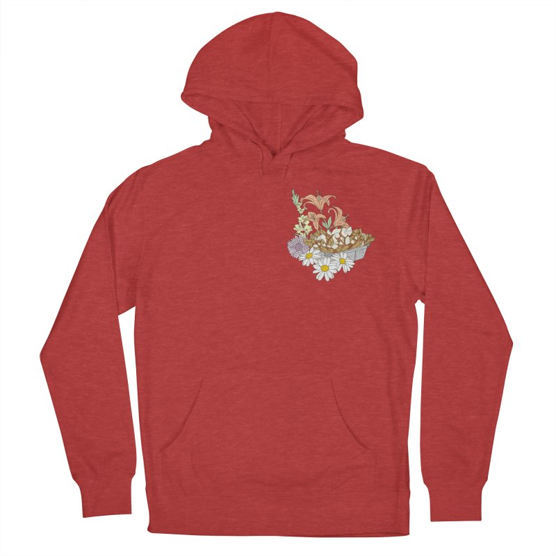 poutine Men's Pullover Hoody by spirit animal