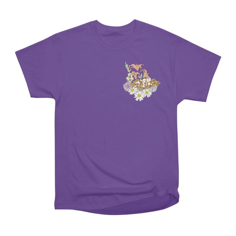 poutine Men's Classic T-Shirt by spirit animal