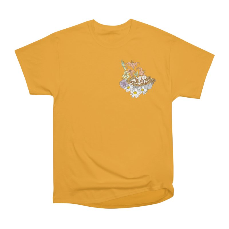 poutine Women's Classic Unisex T-Shirt by spirit animal