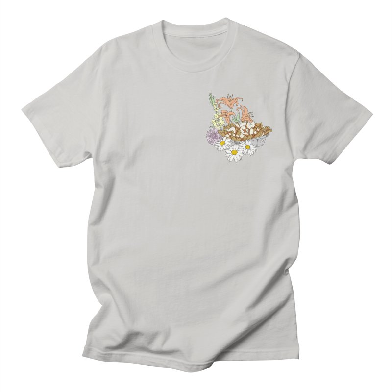 poutine Women's Unisex T-Shirt by spirit animal