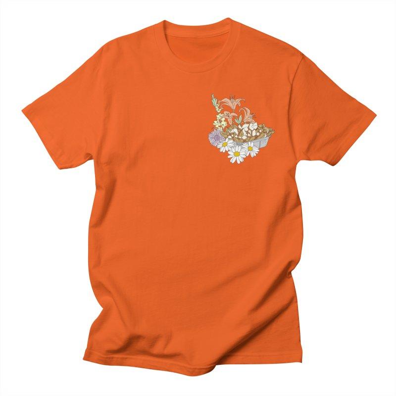 poutine Men's T-Shirt by spirit animal