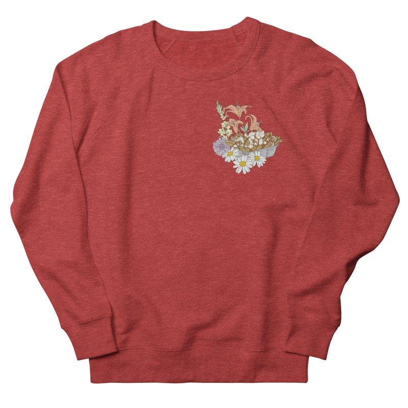 poutine Men's Sweatshirt by spirit animal