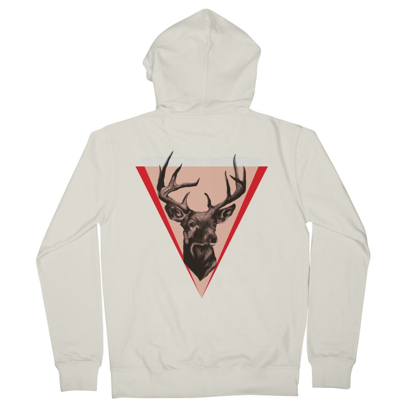 Spirit 0.1 Men's Zip-Up Hoody by spirit animal