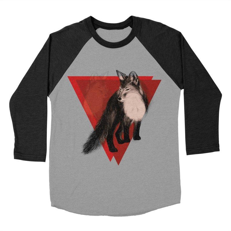 Spirit 0.4 Men's Baseball Triblend T-Shirt by spirit animal