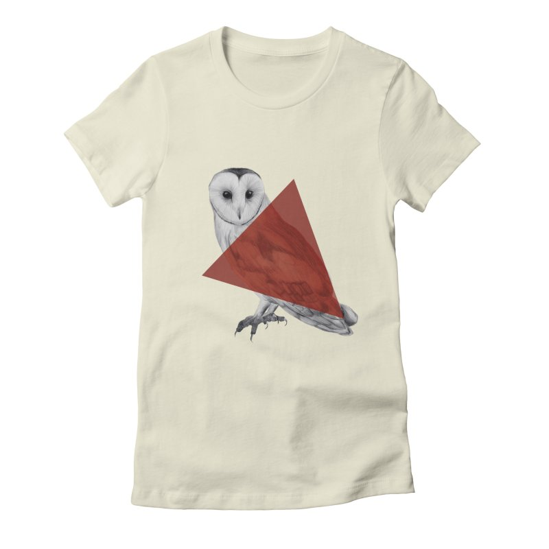 Spirit 0.5 Women's Fitted T-Shirt by spirit animal
