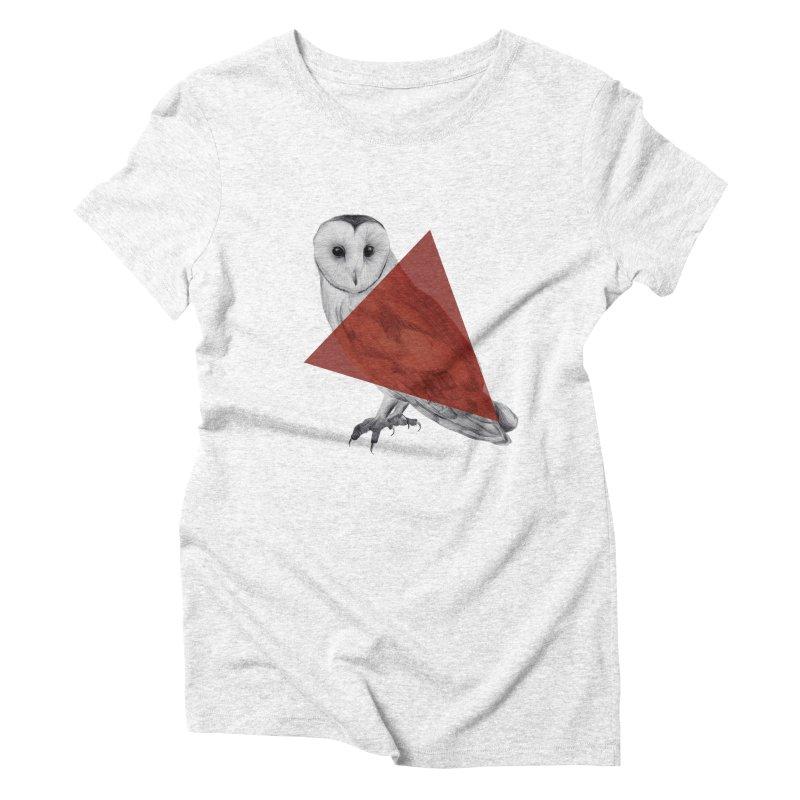Spirit 0.5 Women's Triblend T-shirt by spirit animal
