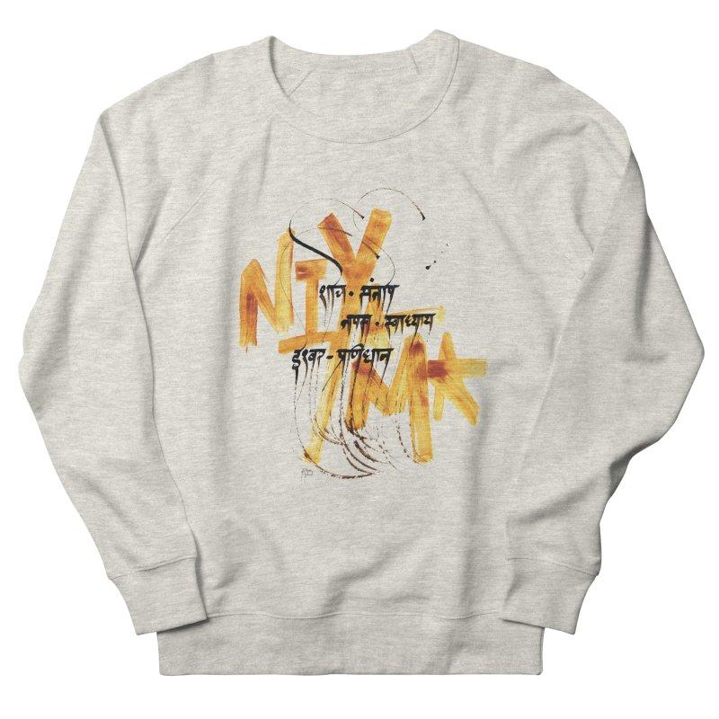 Niyama Men's Sweatshirt by spiritualrhino's Artist Shop