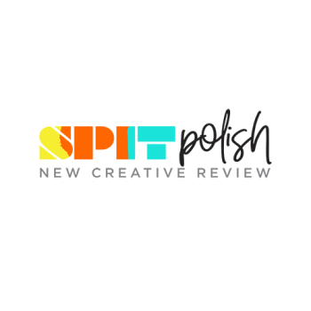 SPIT polish New Creative Review Logo