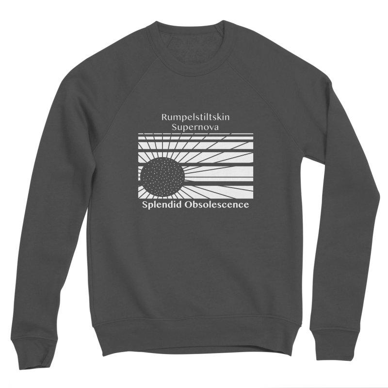 Rumpelstiltskin Supernova Album Cover - Splendid Obsolescence Women's Sweatshirt by Splendid Obsolescence