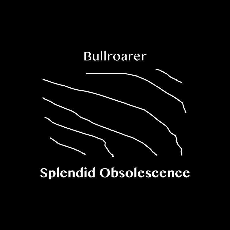 Bullroarer Album Cover - Splendid Obsolescence Women's T-Shirt by Splendid Obsolescence
