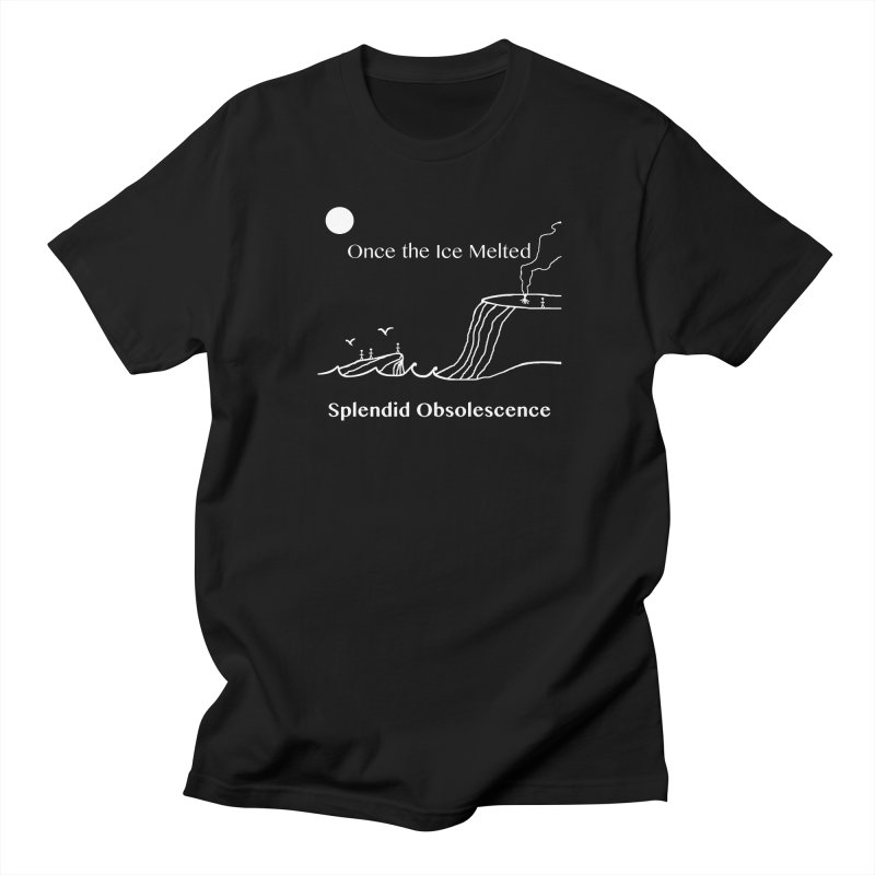 Once the Ice Melted Album Cover - Splendid Obsolescence Women's Regular Unisex T-Shirt by Splendid Obsolescence