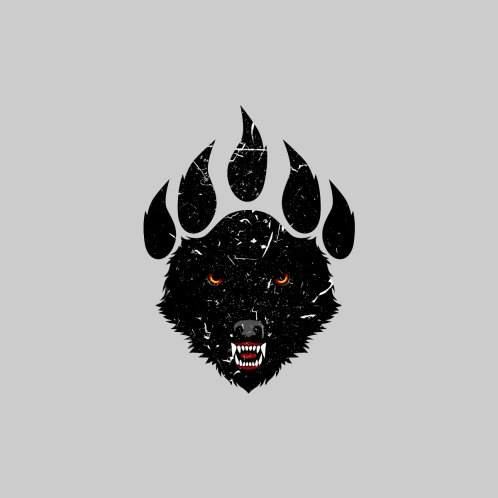 Design for wolf claw