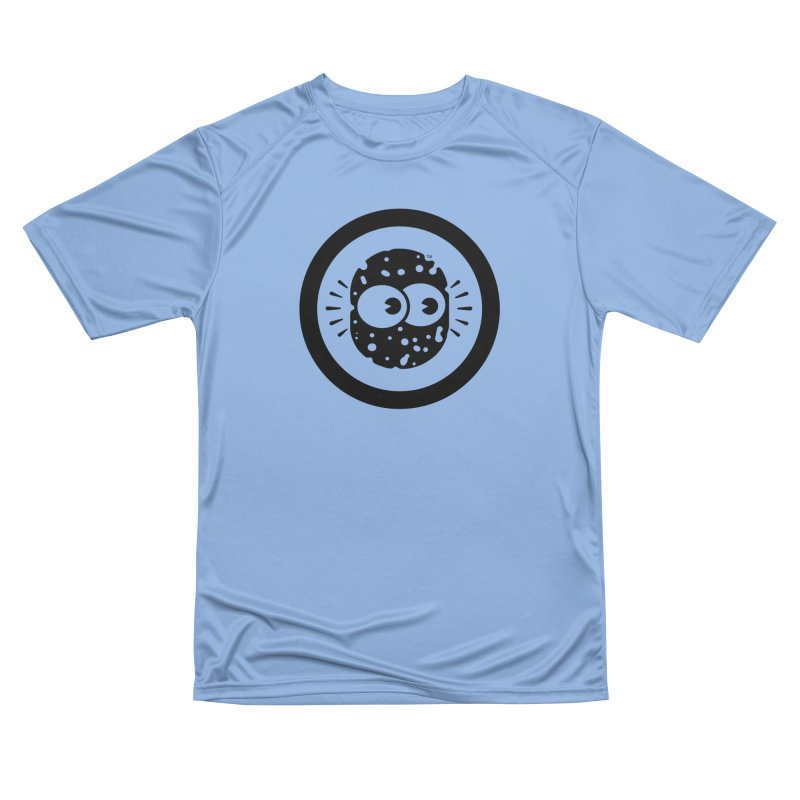 Spongehead: Mr. Logo Men's T-Shirt by Spongehead (Concept Work of Justin Rudy)