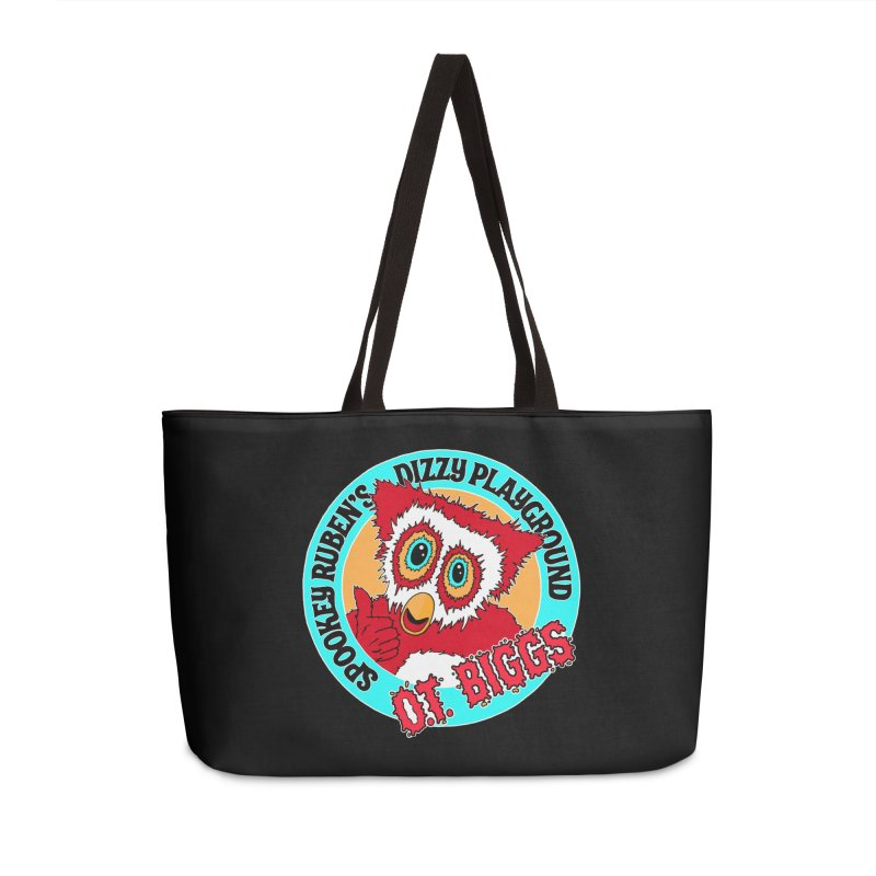 O.T. Biggs Accessories Bag by Spookey Ruben Clothing Store
