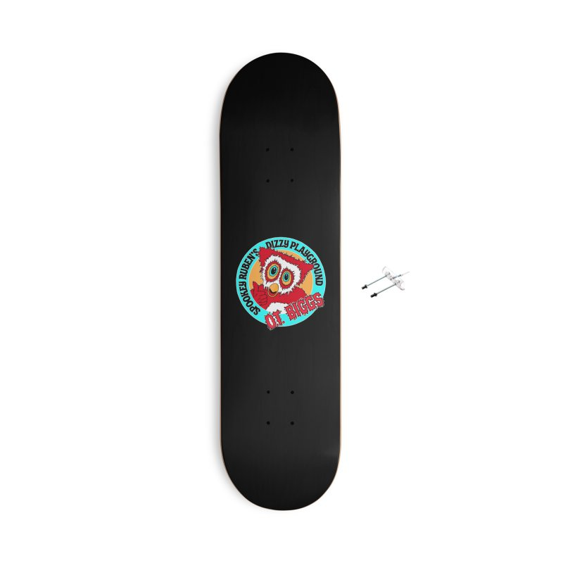 O.T. Biggs Accessories Skateboard by Spookey Ruben Clothing Store