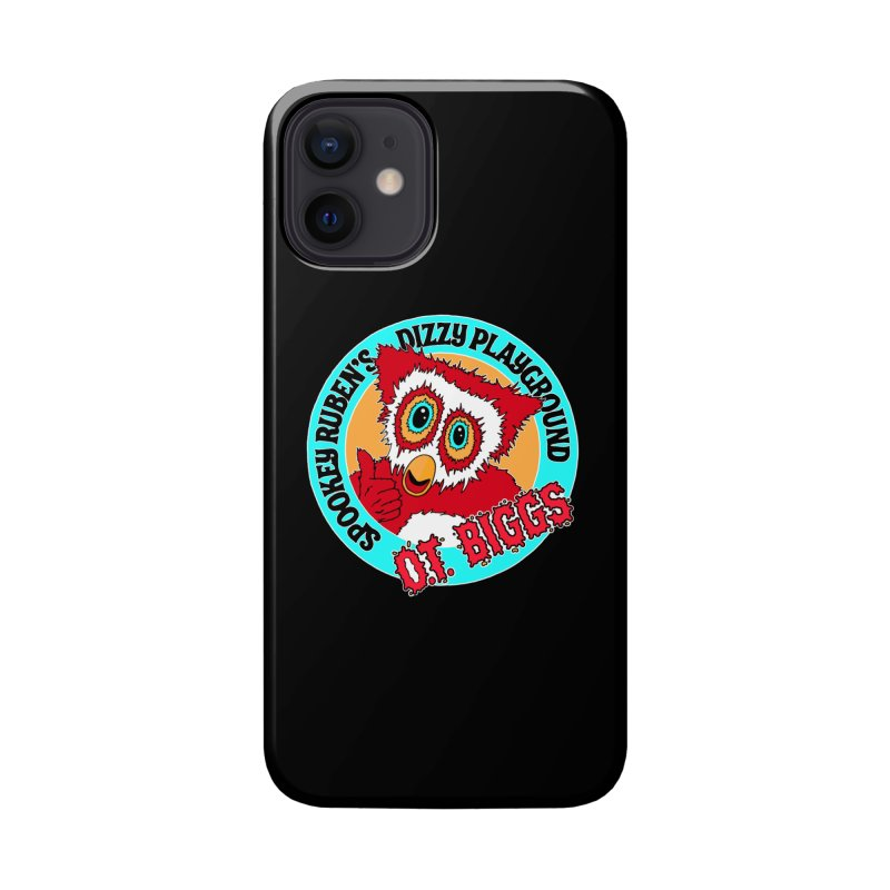 O.T. Biggs Accessories Phone Case by Spookey Ruben Clothing Store