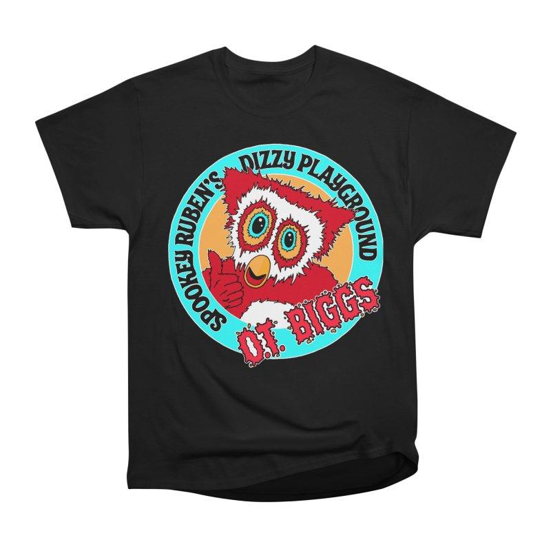 O.T. Biggs Women's T-Shirt by Spookey Ruben Clothing Store